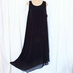 Lane Bryant Sleeveless Asymmetrical Dress As 22/24